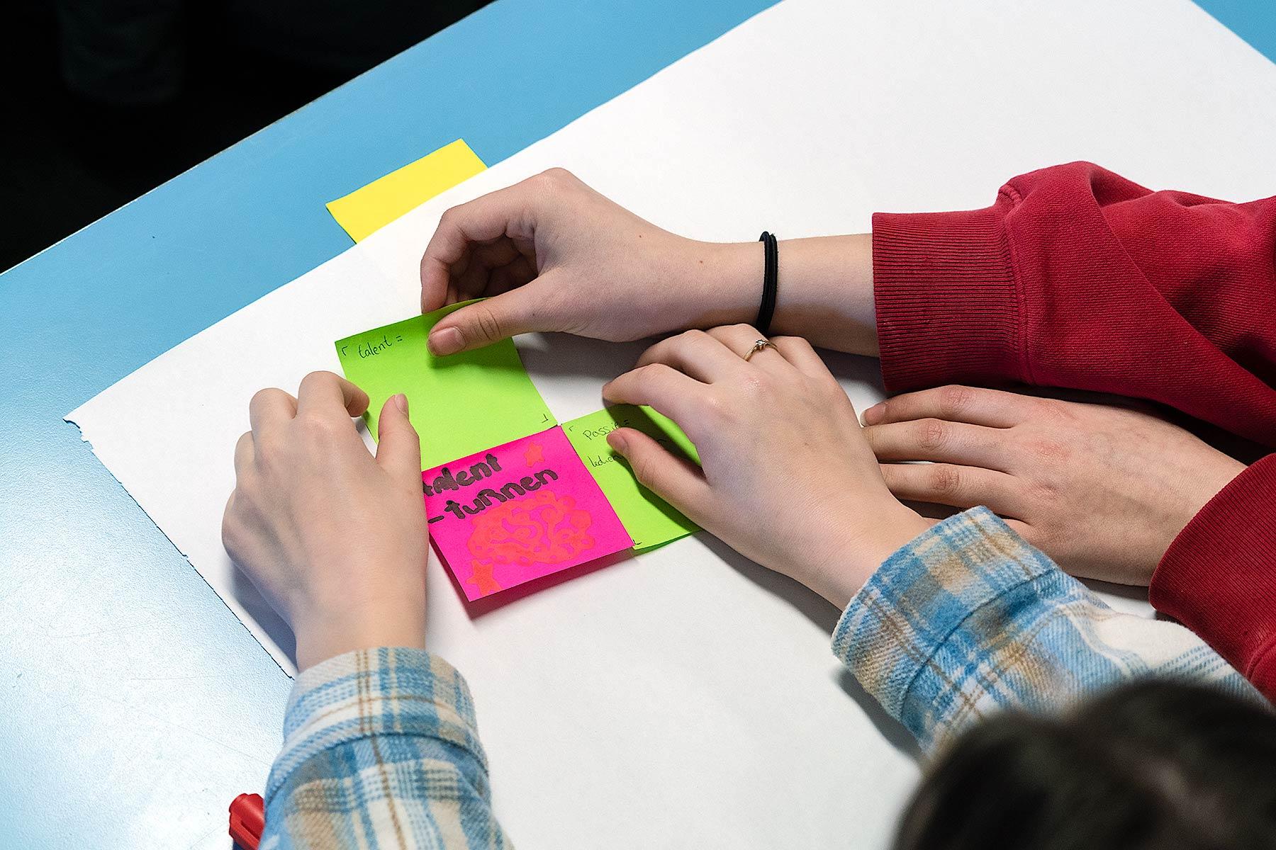 Workshop Social Impact talent